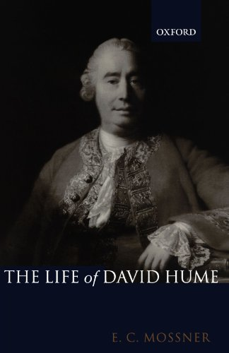 The best books on David Hume - The Life of David Hume by Ernest Mossner
