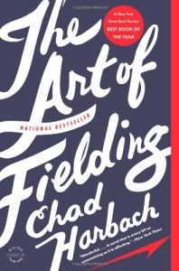 Novels with Sporting Themes - The Art of Fielding by Chad Harbach