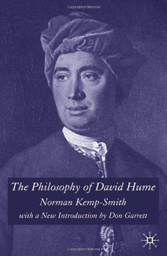 The best books on David Hume - The Philosophy of David Hume by Norman Kemp-Smith
