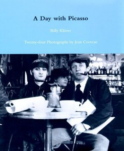 The best books on Photography and Reality - A Day with Picasso by Billy Klüver