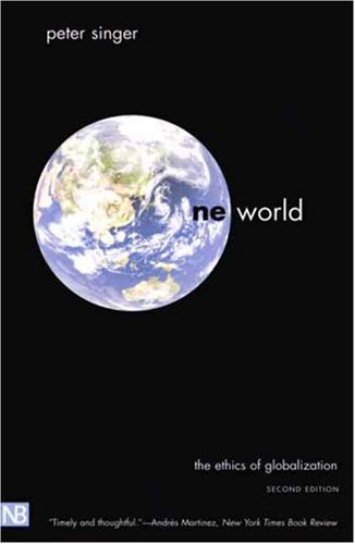 Peter Singer on Nineteenth-Century Philosophy - One World by Peter Singer
