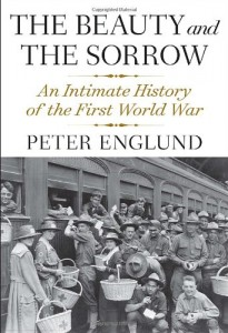Geoff Dyer on Unusual Histories - The Beauty and the Sorrow by Peter Englund
