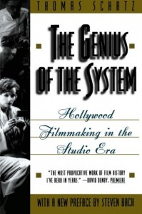 The best books on Hollywood - The Genius of the System by Thomas Schatz