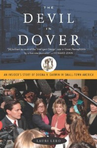 Kenneth Miller recommends the best Arguments against Creationism - The Devil in Dover by Lauri Lebo