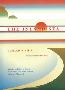 The best books on East and West - The Inland Sea by Donald Richie