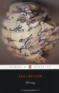 The best books on Jewish Humour - Herzog by Saul Bellow