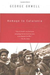 The best books on The Leaderless Revolution - Homage to Catalonia by George Orwell