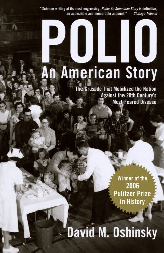 The best books on Vaccines - Polio: An American Story by David Oshinsky