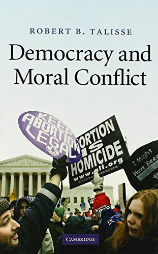 The best books on Pragmatism - Democracy and Moral Conflict by Robert Talisse