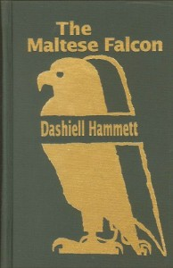 The Best San Francisco Novels - The Maltese Falcon by Dashiell Hammett