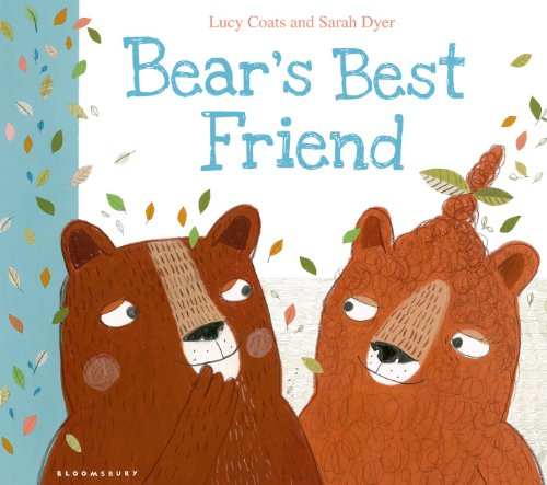 The best books on Greek Myths - Bear's Best Friend by Lucy Coats