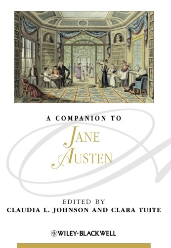 The Best Jane Austen Books - A Companion to Jane Austen by Claudia L Johnson and Clara Tuite