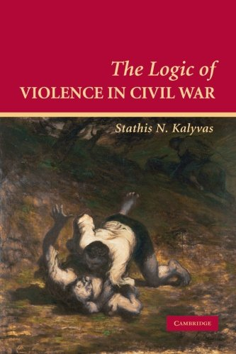 Andrew Exum recommends the best books for Understanding the War in Afghanistan - The Logic of Violence in Civil War by Stathis N Kalyvas