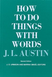 Stephen Breyer on his Intellectual Influences - How to Do Things with Words by JL Austin