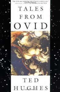 The best books on Greek Myths - Tales from Ovid by Ted Hughes