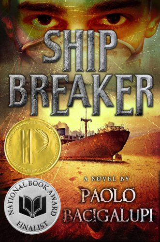 The best books on The Trash Trade - Ship Breaker by Paolo Bacigalupi