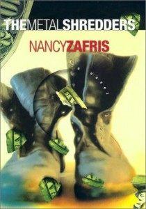 The best books on The Trash Trade - The Metal Shredders by Nancy Zafris
