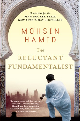 The best books on 9/11 Literature - The Reluctant Fundamentalist by Mohsin Hamid