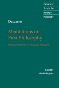The best books on The Philosophy of Information - Meditations on First Philosophy by René Descartes
