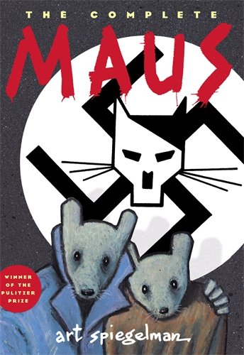 The best books on Popular Culture - Maus by Art Spiegelman