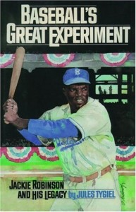 The best books on Baseball - Baseball's Great Experiment by Jules Tygiel
