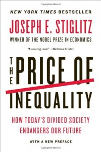 The best books on Racism and How to Write History - The Price of Inequality by Joseph Stiglitz