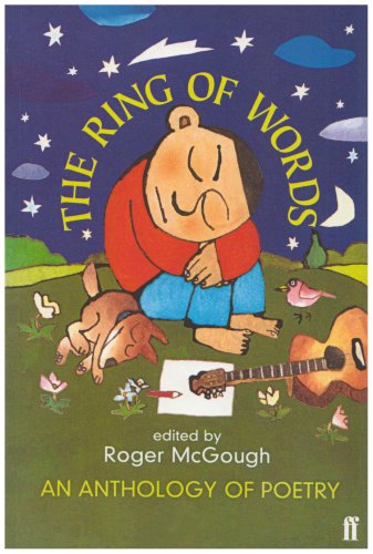 The best books on Poetry Anthologies - The Ring of Words by Roger McGough (editor)