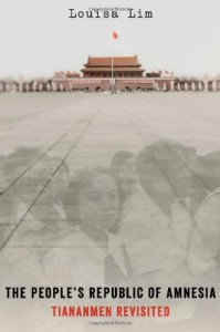 The best books on June 4th - The People's Republic of Amnesia by Louisa Lim