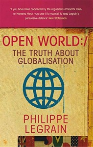 The best books on Europe - Open World: The Truth about Globalisation by Philippe Legrain