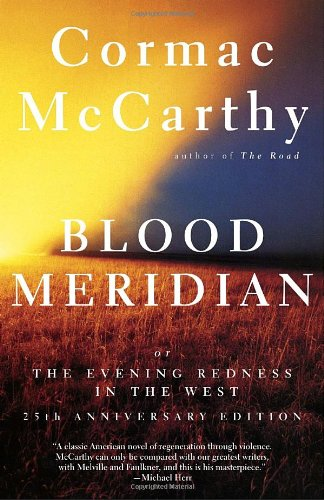 Esi Edugyan on Books That Influenced Her - Blood Meridian by Cormac McCarthy