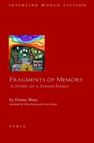 The best books on Syria - Fragments of Memory by Hanna Mina