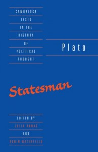 The best books on Plato - Statesman by Plato