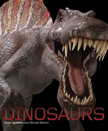The best books on Palaeontology - Dinosaurs by Steve Brusatte and Michael Benton
