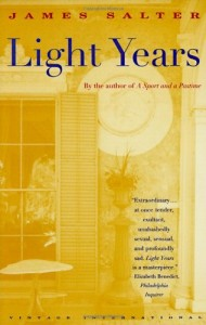 The best books on Adultery - Light Years by James Salter