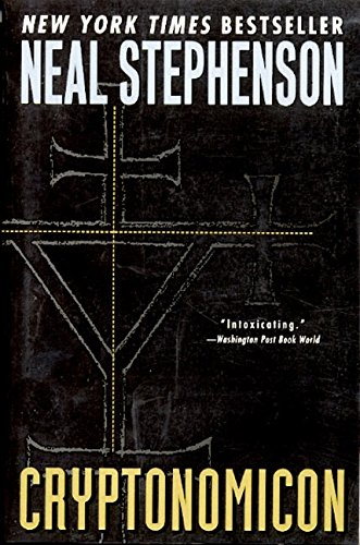 The best books on How to Win Elections - Cryptonomicon by Neal Stephenson