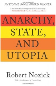The best books on Political Philosophy - Anarchy, State, and Utopia by Robert Nozick