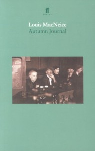 The best books on Poetry - Autumn Journal by Louis MacNeice