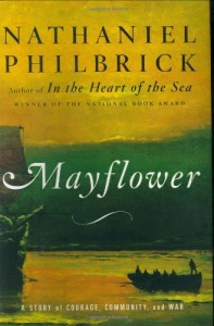 Catherine Manegold on Narrative Non-Fiction - Mayflower by Nathaniel Philbrick