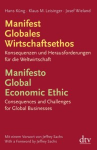 The best books on The Millennium Development Goals  - Manifesto by Hans Küng