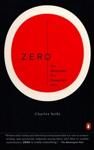 The best books on Maths - Zero by Charles Seife