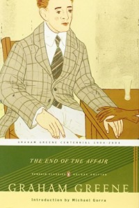 The best books on Adultery - The End of the Affair by Graham Greene