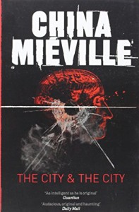 The best books on Surrealism and the Brain - The City & the City by China Miéville