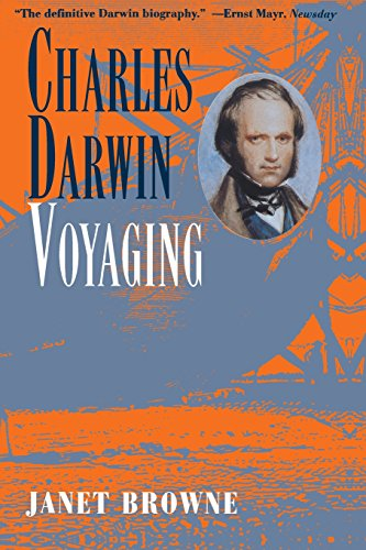 The best books on Evolution - Charles Darwin by Janet Browne