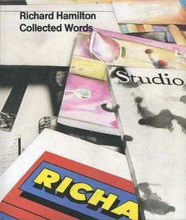 The best books on Pop Art - Collected Words by Richard Hamilton