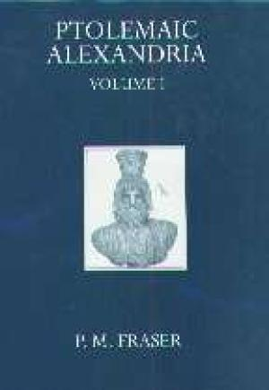 The best books on Philology - Ptolemaic Alexandria by P.M. Fraser