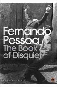 Five Favourite Books - The Book of Disquiet by Fernando Pessoa