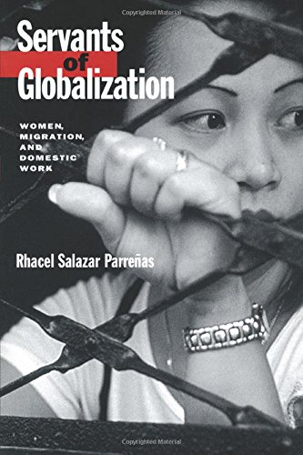 The best books on The Refugee Experience - Servants of Globalization by Rhacel Salazar Parreñas