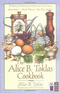 The best books on Cooking - The Alice B Toklas Cookbook by Alice B Toklas