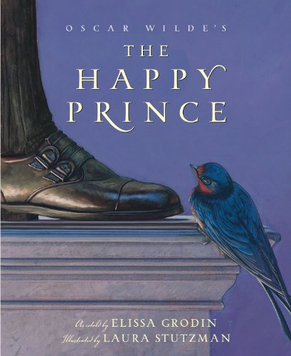 Michael Morpurgo recommends his Favourite Children's Books - The Happy Prince by Oscar Wilde
