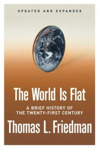 The best books on US and UK English - The World Is Flat by Thomas L Friedman
